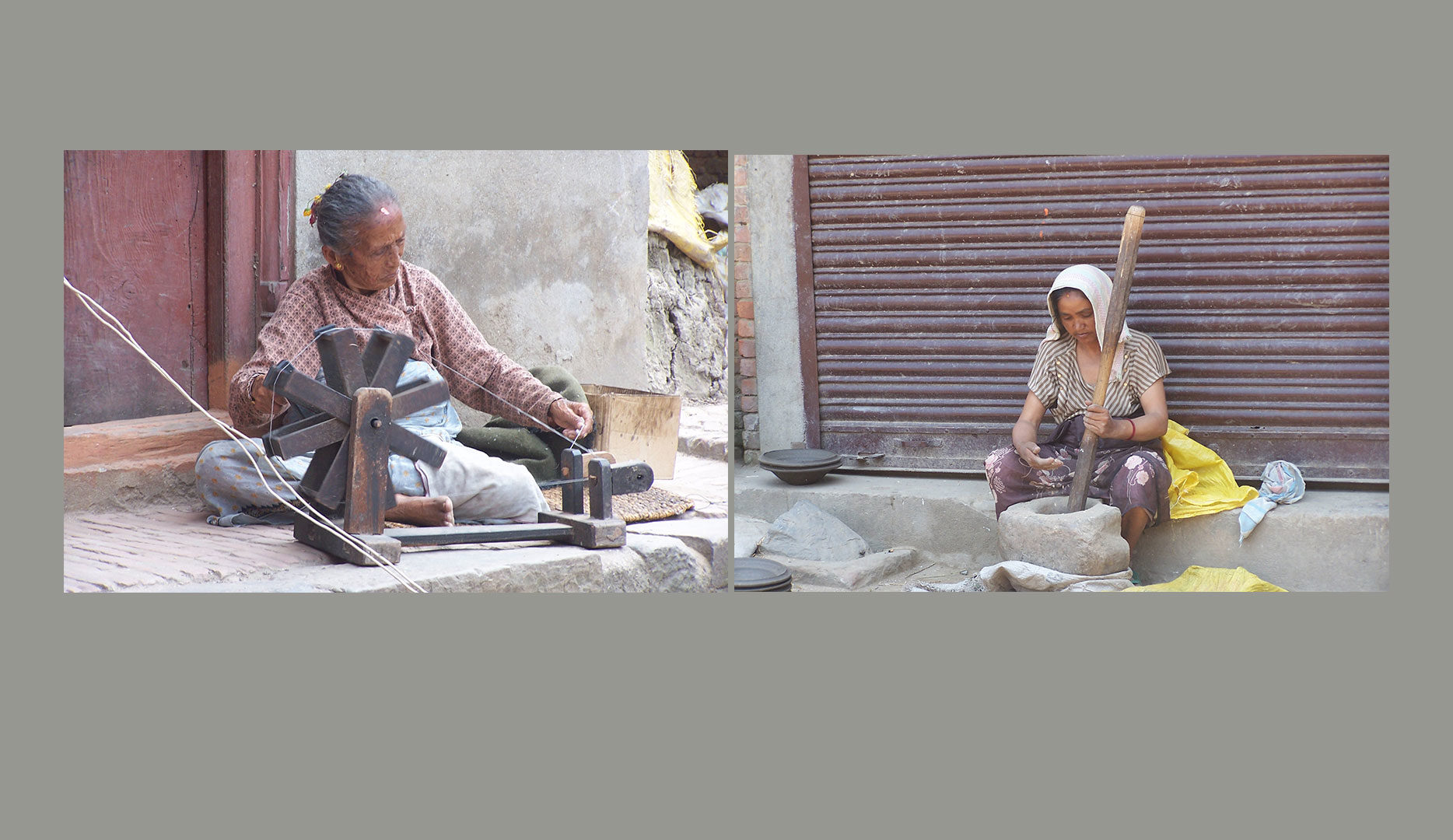 Métiers à Katmandou