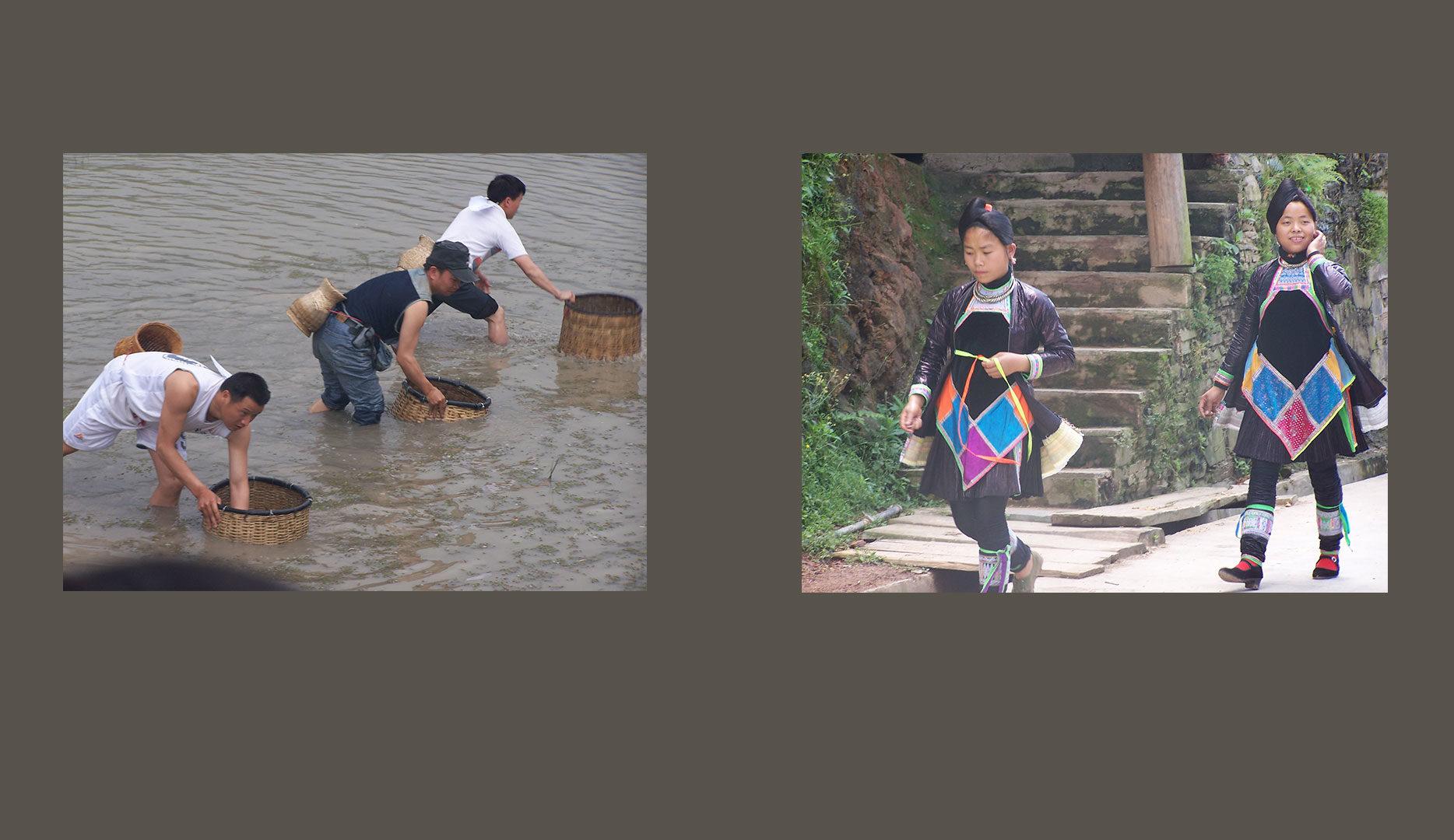 Minorité Dongs en Chine