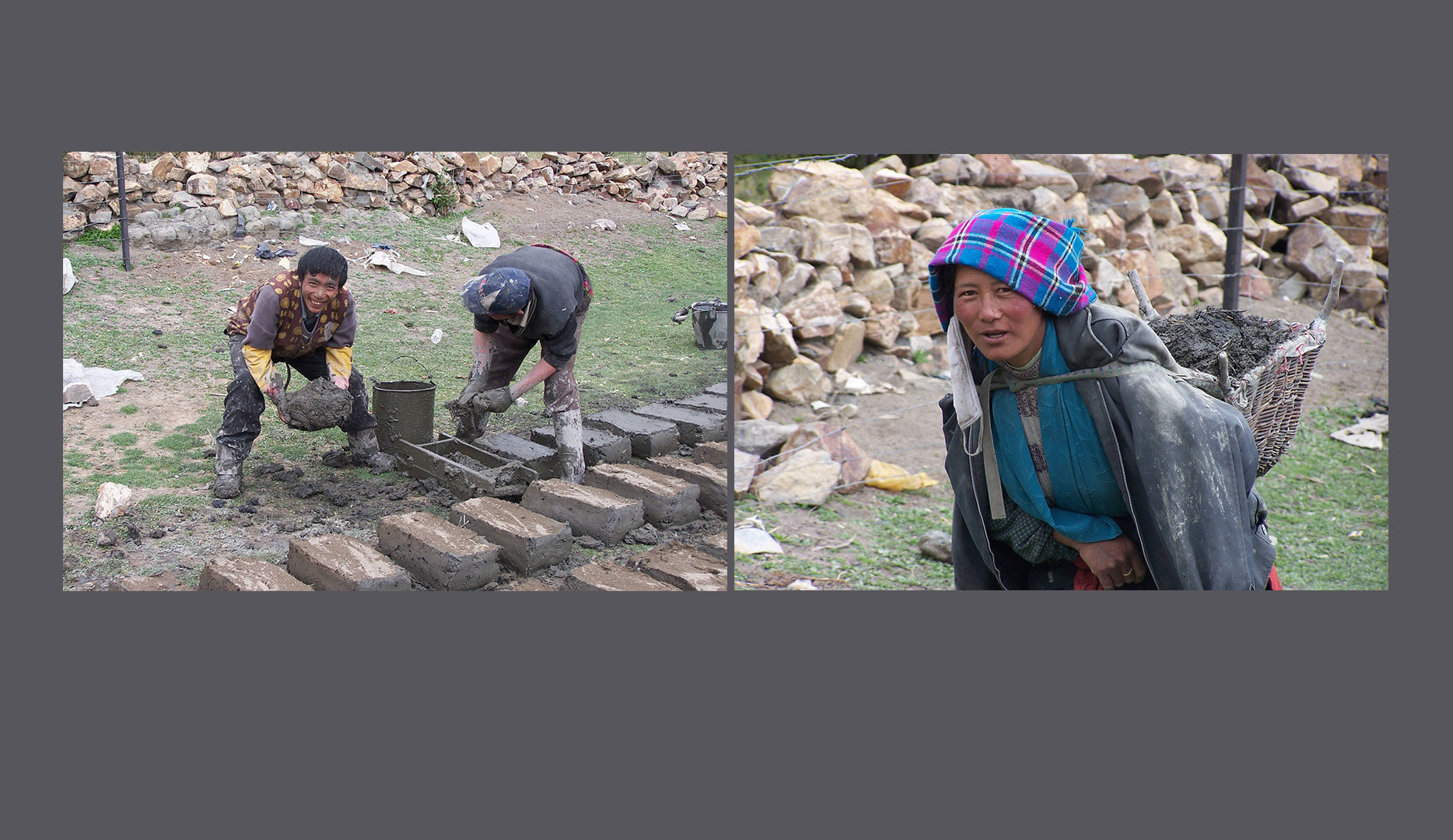 Travailleurs Tibétains